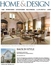 Back In Style: 2011 DC Design House