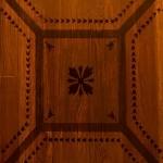Octagonal Key detail