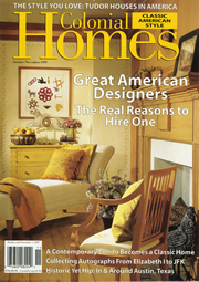 Colonial Homes November 1999 Article