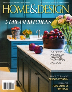 Home & Design Winter 2015 Dream Kitchens
