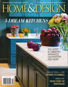 Home & Design Winter 2015 Dream Kitchens
