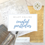 Curated Portfolios, themed portfolios for busy interior designers