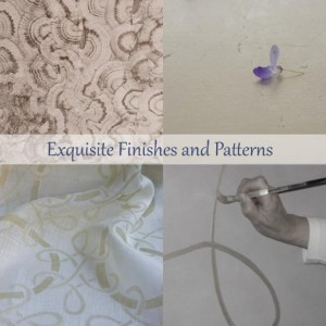 Exquisite Finishes & Pattern