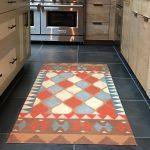 Floorcloth Kilim
