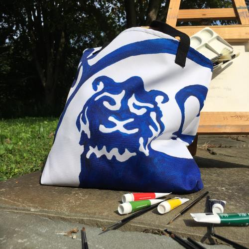 Guardian Lion Tote
