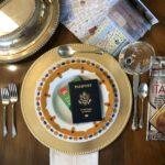 Around The World Party With Kismet Dishes