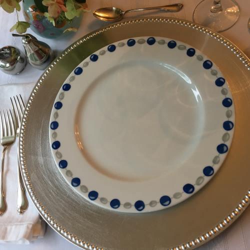 Kismet Dinner Plate