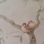 Botanical Lovebirds