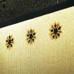 3 Color Flower Medallion