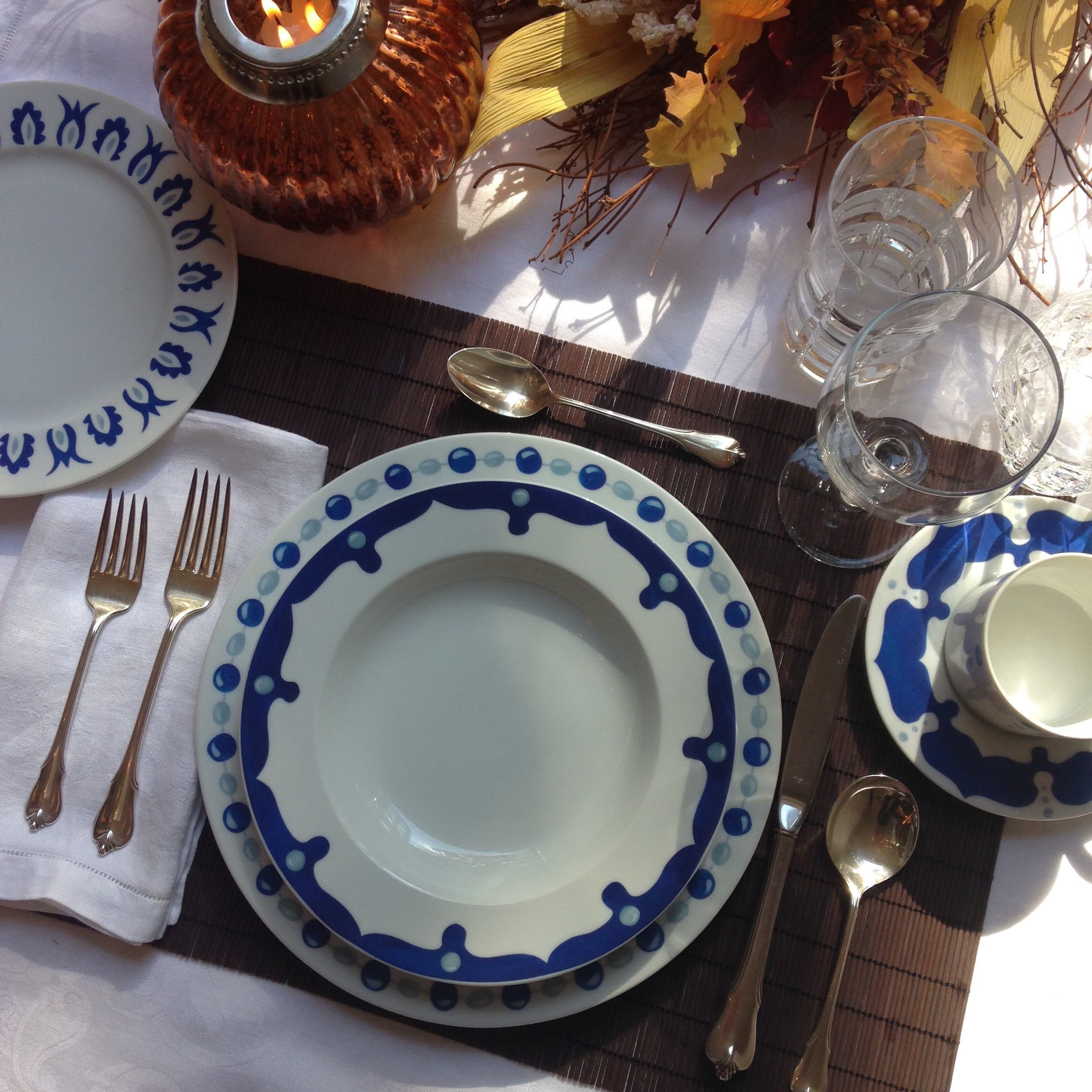Thanksgiving China, Kismet Pattern