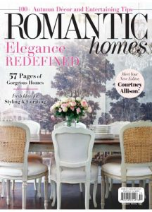 Romantic Homes October 2017