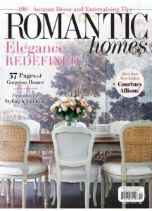 Romantic Homes October 2017