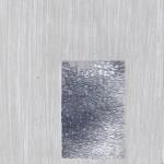Slubbed Silk & Silver Leaf