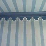 Tent Stripe  & Tassle