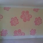 Flower Power Girl's Room